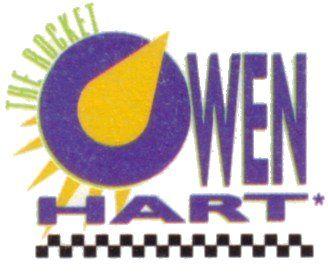 The Rocket Owen Hart logo - WWE