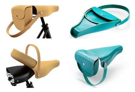 Brooks England Ltd. : 'Victoria' Saddle Bag- designed by Ian Mahaffy | Sumally