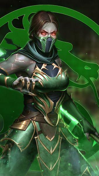 Jade Mortal Kombat 11 4k 3840x2160 Wallpaper Jade Mortal