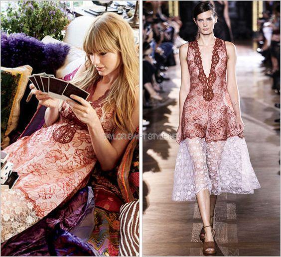Glamour Magazine March 2014 - Stella McCartney Spring 2014