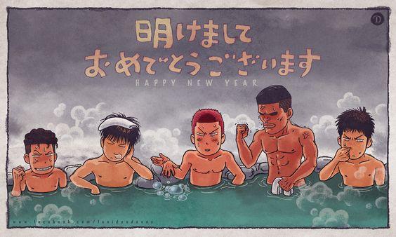 年賀状の可愛いイラスト