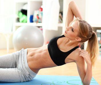 4 exercices pour raffermir votre abdomen http://www.plaisirssante.ca/ma-sante/forme/4-exercices-pour-raffermir-votre-abdomen #fitness