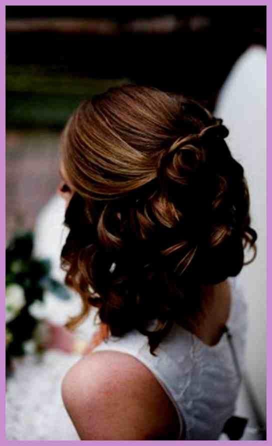 Grosse Von Abschlussball Frisuren Mittellange Haare Offen T75