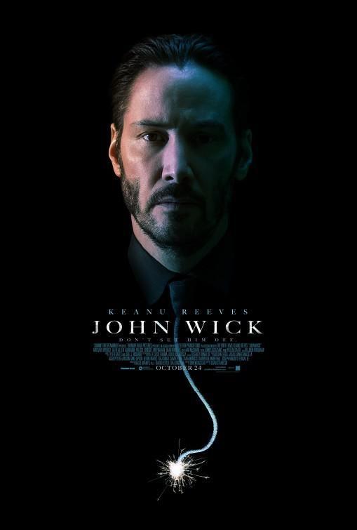 John Wick 1 Film Complet En Francais Streaming : complet, francais, streaming, Streaming, Gratuit, 2014,, Affiche, Film,