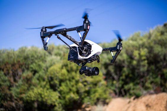 Comprar un drone en una tienda y disponerse a hacer volar esas pequeñas…