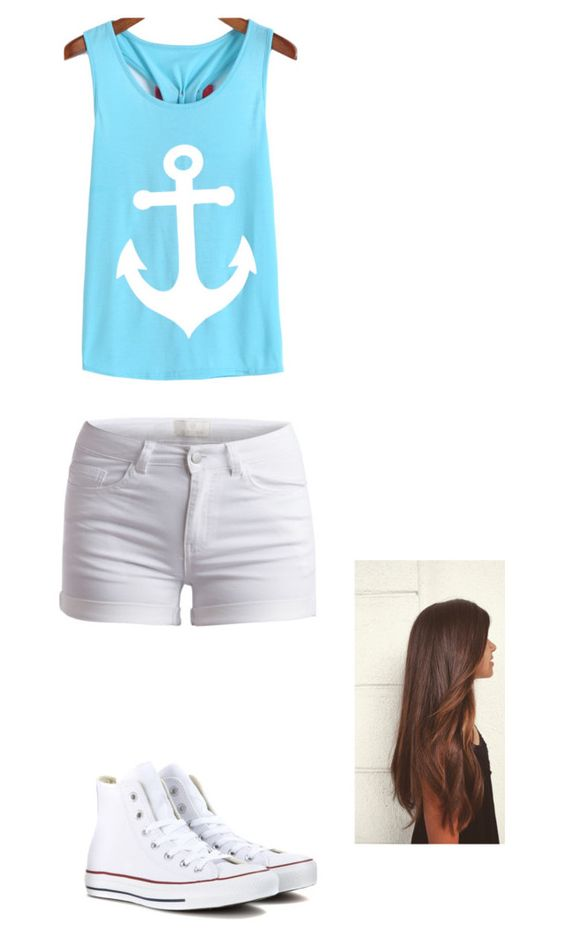 """Nice Day"" by agdancer10 ❤ liked on Polyvore"