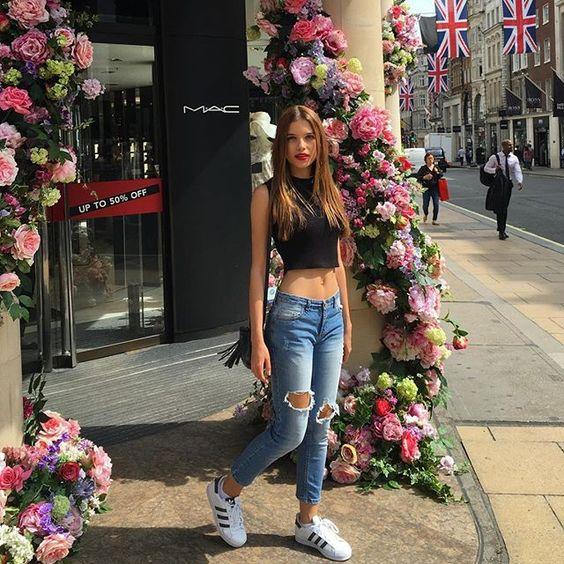 Londres no verão ❤️ #JDstyle | Luiza Frujuelli