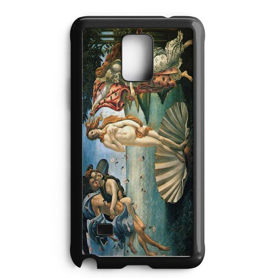 Botticelli - Birth Of Venus Samsung Galaxy Note Edge Case
