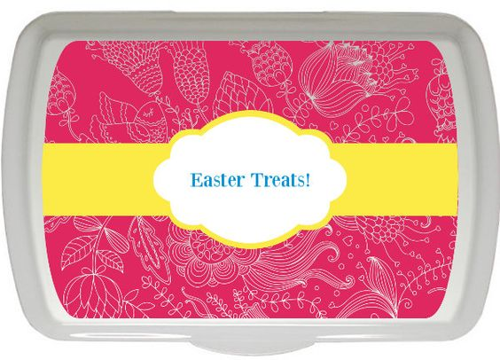 Design your own Personalized Easter Cake Pan! 9x13 Designer Series, Traditional - $39.99 : That's My Pan!, Personalized Cake Pans and More