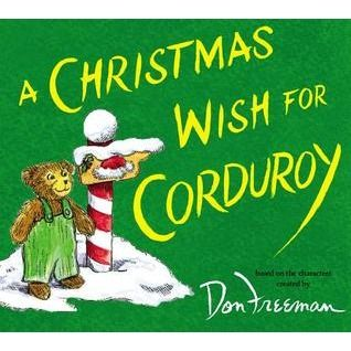 Before he met Lisa, Corduroy was just a little bear in the toy department of a big store, waiting for somebody to take him home.   It's a...
