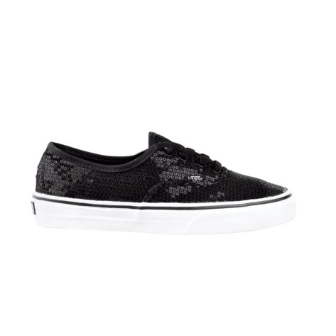 Vans sequined shoes