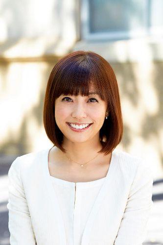 小林麻耶かわいいアナウンサーの姿