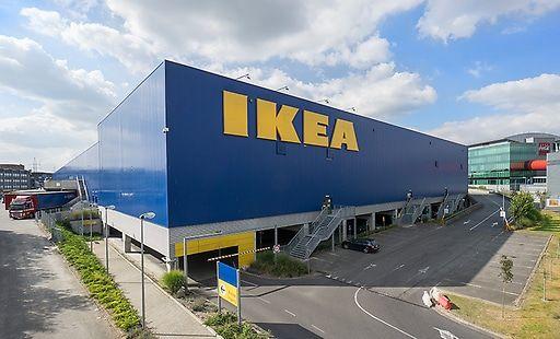 Ikea Anderlecht Magasin De Meubles A Bruxelles