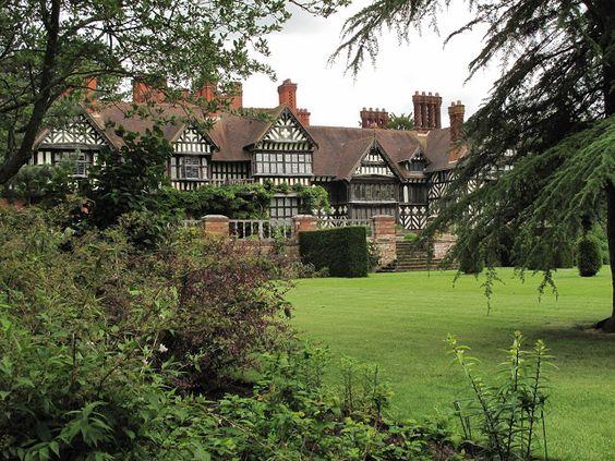 Beautiful English homes and houses