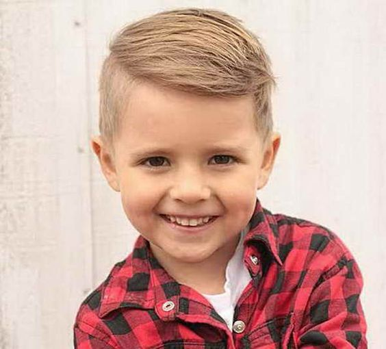 Marvelous Haircuts For Little Boys Haircuts And Little Boys On Pinterest Short Hairstyles Gunalazisus