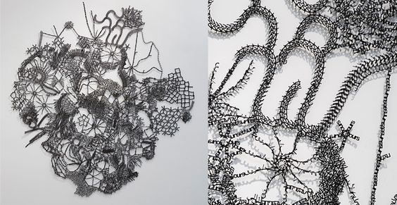 <em>Untitled (Lace)</em>, 2008