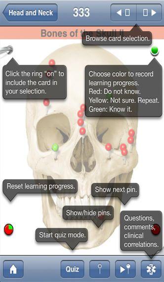 Thieme Anatomy On The Go 2 0 App