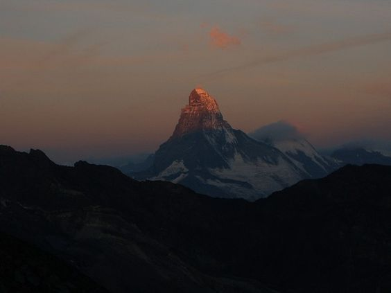 Matterhorn - 4000ers - The Fourthousanders of the Alps