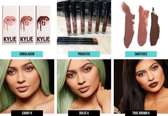 Lip Kit by Kylie: Como ter o bocão da Kylie Jenner!