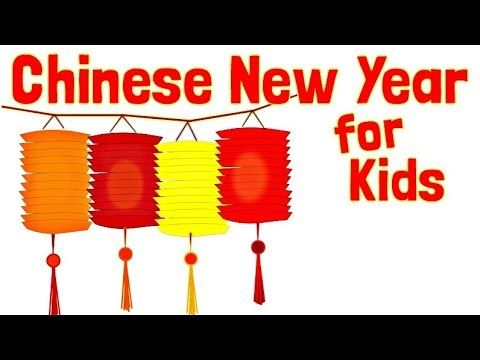 Chinese New Year For Kids Learning Youtube Video Homeschool