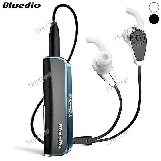 Bluedio I6 Wireless Bluetooth 4.1 OLED Display Stereo Earphone Headsets EEP-360809