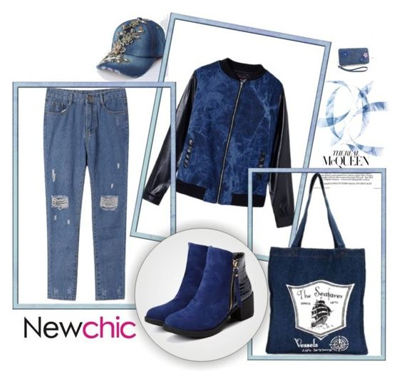 """NEW CHIC"" by sabine-rose ❤ liked on Polyvore"