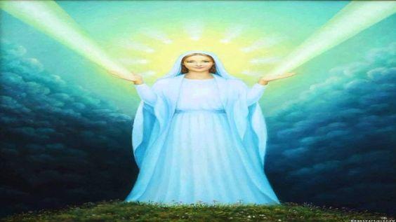 """Mãe Maria - """"Ninguém vivencia a Unidade Divina sem percorrer o Caminho d..."""