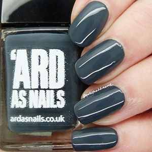 PRE-ORDER 'Ard As Nails- Creme- Kirsty