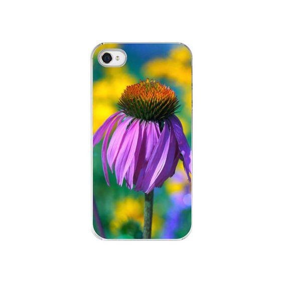 Purple Flower Case  iPhone Case 4  4S by NatureImagesByDesign, $30.00