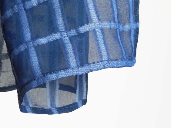 b5df8303c68f Foulard teinture naturelle de garance en soie Réalisé par la marque Rézéda    Rézéda - teinture naturelle textile   Pinterest