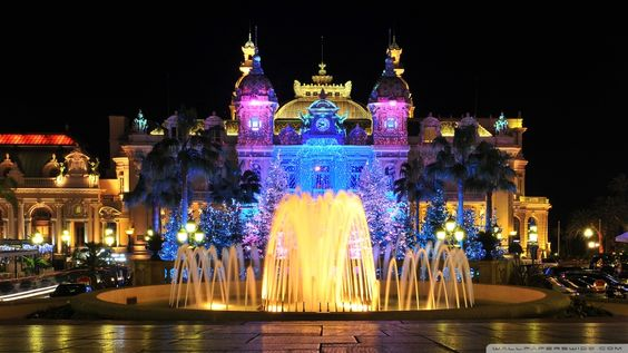 Casino Las Vegas is known as the city for gambling, and the Monte Carlo's casino is just part of the reason why. Description from celebritypixx.info. I searched for this on bing.com/images