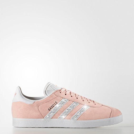 Adidas Gazelle Glitzer