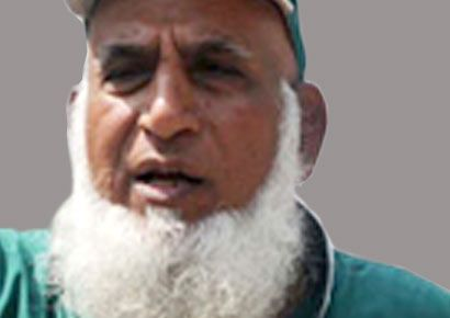 Pakistans evergreen cheerleader Chacha Cricket says love for nation keeps driving him - Sport - DNA
