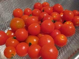 five and more cherry tomato sauce tomato sauce recipe cherry tomatoes ...