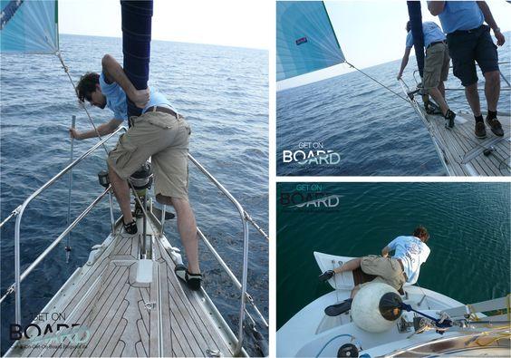 Get on Board!: Get on Board schielt Richtung ersten eigenen Törn…