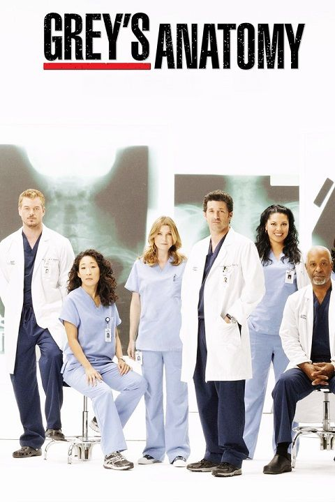 Séries da Netflix grey´s anatomy