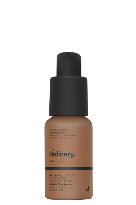 The most hyped foundation this year? The Ordinary Serum Foundation (3.2 N) EU - 30ml