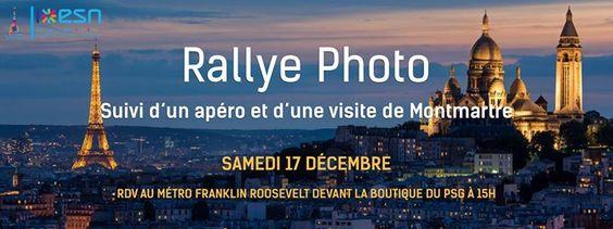 Rallye Photo et Apéro Montmartre! En ce troisième jour de Goodbye Week, nous vous avons concocté une journée spéciale. Rendez vous à 15h pour faire un rallye photo dans Paris ! Pour nous réchauffer après cet après midi de folie, nous vous proposons un bar bien sympa avec des petits prix et des supers tapas. Il est situé derrière ... https://www.unidivers.fr/rennes/rallye-photo-et-apero-montmartre/ https://www.unidivers.fr/wp-content/uploads/2016/12/facebook_event_1