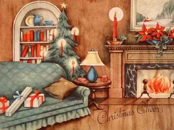 Christmas cheer.: