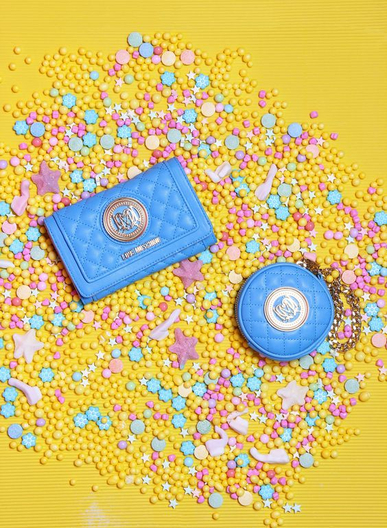 CANDYFORNIA STUDIO | POINTURE     #CandyforniaStudio #Pointure #Editorial #Studio #Shoot #StudioShoot #Fashion #CreativeDirection #RyanHoussari #photography #Shoes #Bags #blue #Sparkle #Styling #Orange #FashionPhotography #Candy