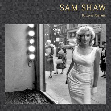 Sam Shaw is best known for one photo: Marilyn Monroe in a white halter dress fluttering up against a night breeze, surprised and sexy. While Shaw's body of work reflects his long career in film, there's a lot more than meets the eye. This book by his friend Lorie Karnath explores the life of a cinematic photographer. $52.50 on Fab.com