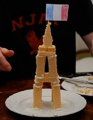 Edible Architecture lesson: