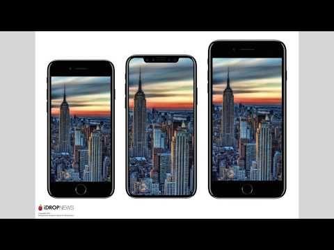 آيفون ٨ كل ما تحتاج معرفته عن آيفون ٨ القادم من صور وتقارير وتسريبات Electronic Products Phone Electronics