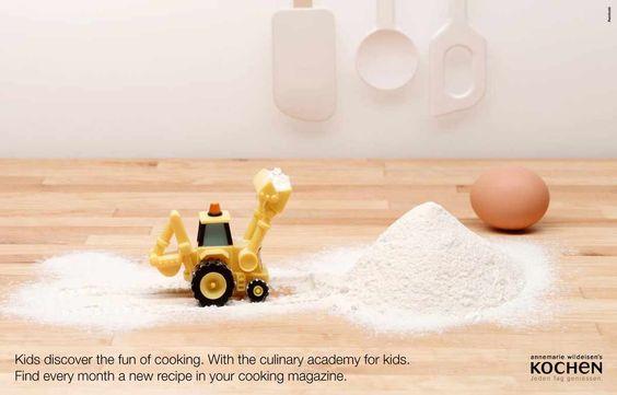 Kochen:  Flour