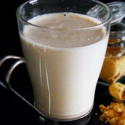 Hot Ginger Milk