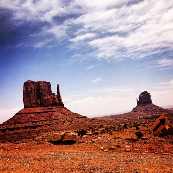 Beautiful travel on America