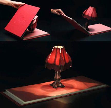 book of lamp Takeshi Ishiguro