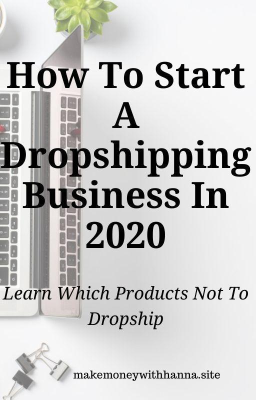 Pin On Dropshipping