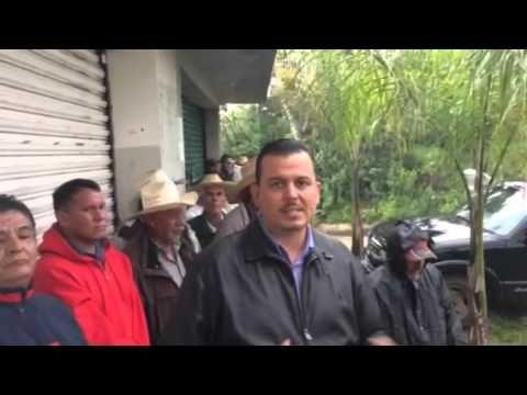 Crisis en Ucareo! Urgente difundir - YouTube