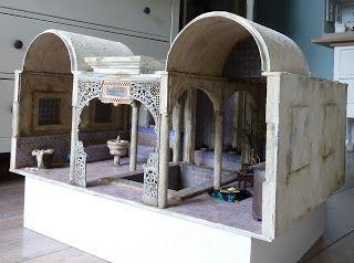 lotjesdollshouse: Hamman is finished